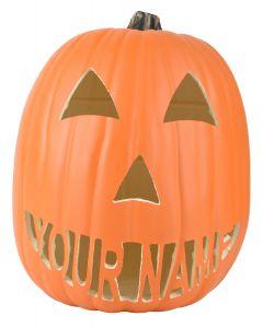 Jack-O Custom Pumpkin