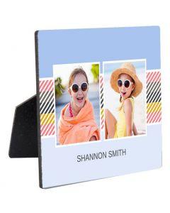 Candy Stripe Photo Panel