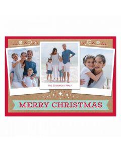 Merry Photos Card