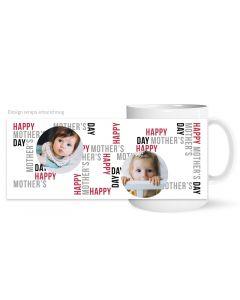 90 Degrees Mothers Day Mug