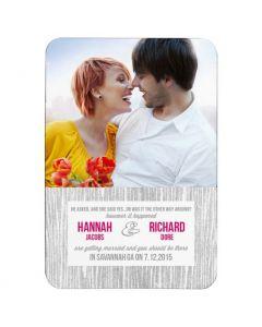 Her & Him 3.5X5 Magnet