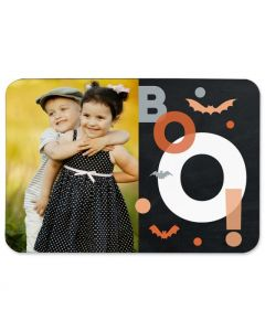 Say Boo 3.5X5 Photo Magnet