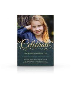 Celebrate Birthday Card