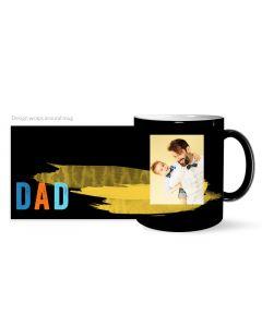 Paint Stroke Dad Mug