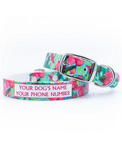 Aloha Dog Collar
