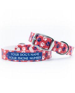 Pawtriot Dog Collar