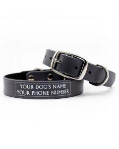 Slate Dog Collar
