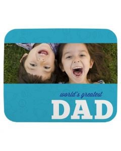 Greatest Dad Mouse Pad
