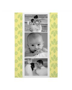 Palms Wrapped Canvas Print