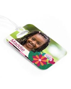 Flowers For You Luggage Tag