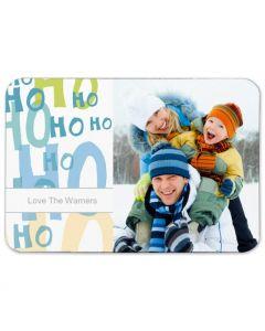 Ho Ho Ho 2.5X3.5 Magnet