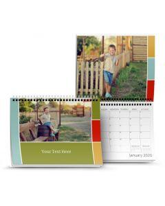 Mosaics Calendar