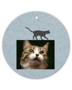 C-A-T Ornament