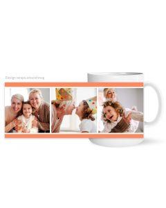 Peach Mug