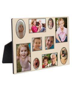 Vintage Frames Photo Panel