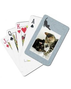 C-A-T Custom Playing Cards