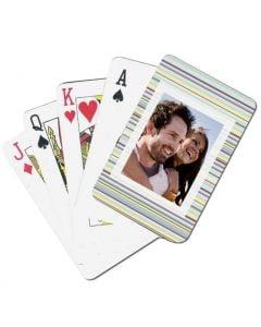 Strips Custom Playing Cards