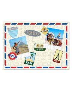 Bon Voyage 252 Piece Puzzle