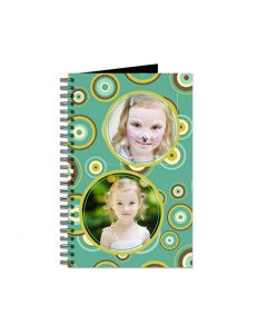 Retro Circles Journal