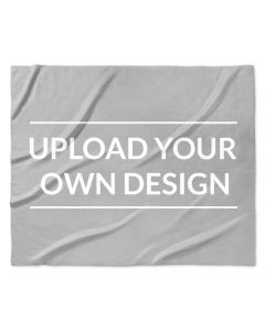 Upload Your Own Design Photo Blanket
