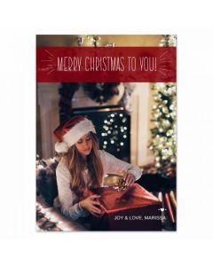 Christmas To You Card