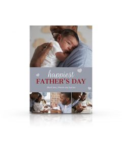 Happiest Father's Day Card