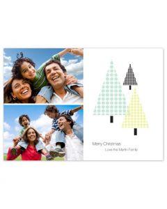 Pop Art Tree Card