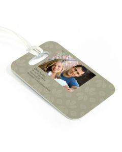 Palms Luggage Tag