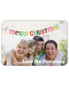 Christmas Tree Lot 3.5X5 Magnet