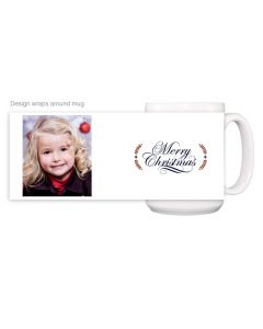Ornamental Christmas Mug
