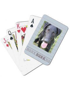 Bark Custom Playing Cards