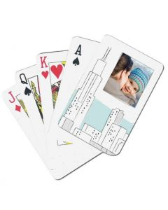 Skyline Custom Playing Cards