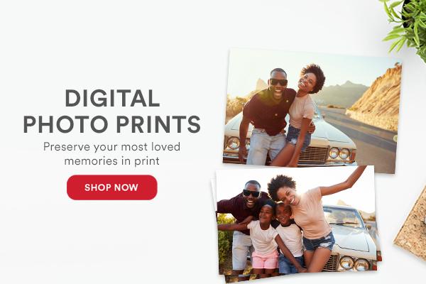 Digital Photo Prints | Glossy, Lustre, Matte, and Metallic Prints | EZ Prints